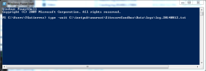 Windows PowerShell Command